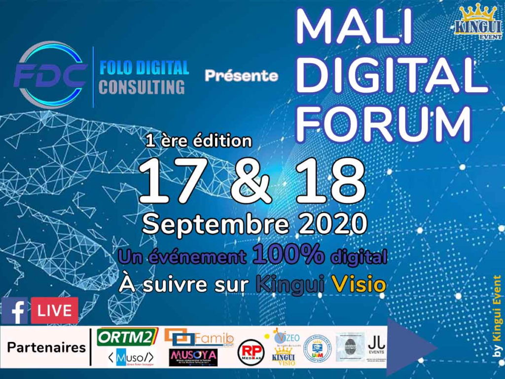 FDC Mali digital forum