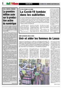 FDC Mali tribune